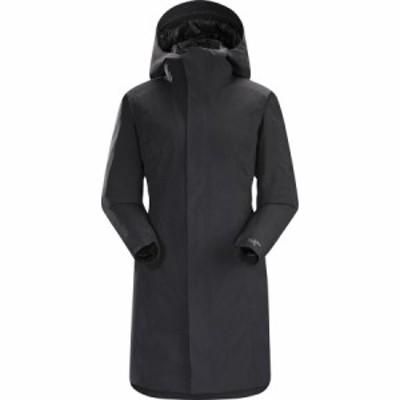 (取寄)アークテリクス レディース デュラント インサレーテッド コート Arc'teryx Women Durant Insulated Coat Black