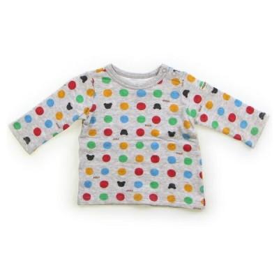 ミキハウス miki HOUSE Tシャツ・カットソー 70サイズ 男の子 子供服 ベビー服 キッズ