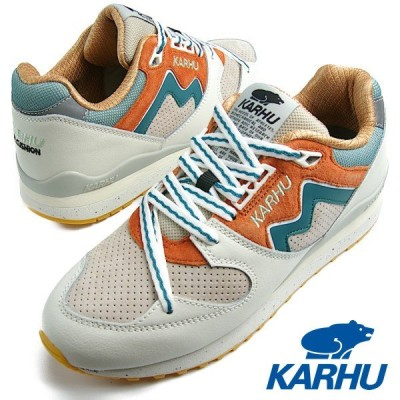KARHU カルフ Synchron Classic (シンクロンクラシック) LilyWhite/ WhitecapGray リリーホワイト/ホワイトキャップグレイ メンズ レディース スニーカー