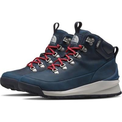 ザ ノースフェイス The North Face レディース ハイキング・登山 ブーツ シューズ・靴 Back To Berkeley Mid WP Hiking Boots Blue Opal/Hibiscus