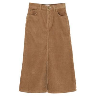 Lee×eathコーデュロイスカート