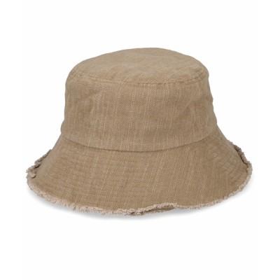 yield / 【Lovable】フリンジバケットハット LCT-U17516 WOMEN 帽子 > ハット