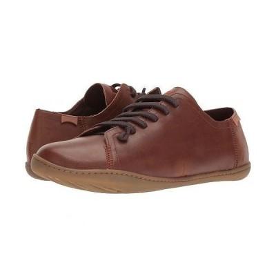Camper カンペール メンズ 男性用 シューズ 靴 オックスフォード 紳士靴 通勤靴 Peu Cami - Lo-17665 - Medium Brown 3