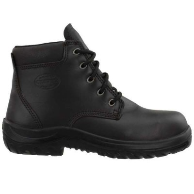 オリバーピープルズ メンズ ブーツ・レインブーツ シューズ Claret Elastic Sided Steel Toe Boots