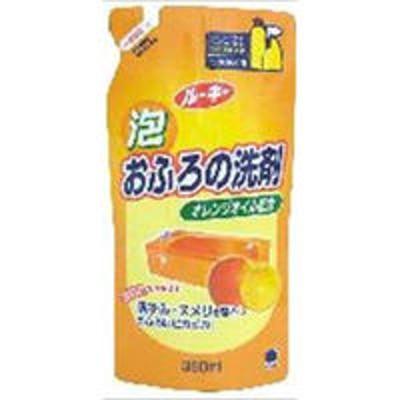 第一石鹸第一石鹸 ルーキー 泡おふろの洗剤 詰替え 350ml 4902050409696 1セット(20個)(直送品)