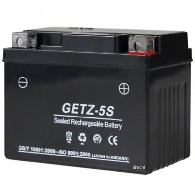 【メーカー在庫あり】 1231 NBS バイクパーツセンター GELバッテリー GETZ-5S HD店