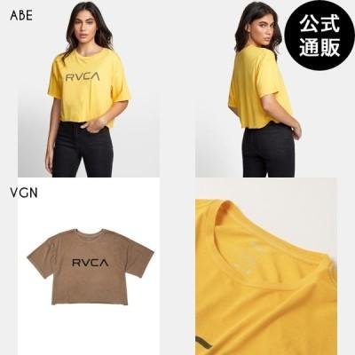 SALE 2020 RVCA ルーカ レディース BIG 2020 RVCA ルーカ CROP Tシャツ 全2色 XS/S/M rvca