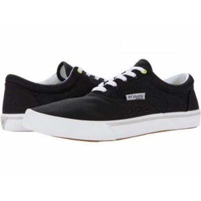 Columbia コロンビア メンズ 男性用 シューズ 靴 スニーカー 運動靴 Slack Tide(TM) Lace PFG Black/White【送料無料】