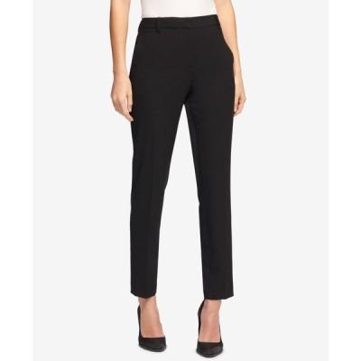 ダナ キャラン ニューヨーク レディース カジュアルパンツ ボトムス Essex Slim-Leg Pants