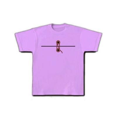 封筒 Tシャツ(ラベンダー)