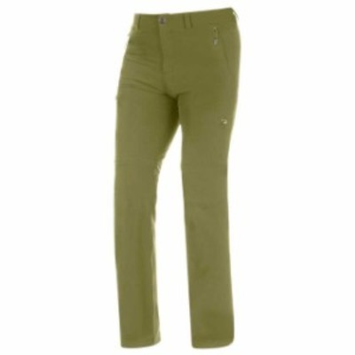 mammut マムート アウトドア 男性用ウェア ズボン mammut runbold-zip-off-pants-regular