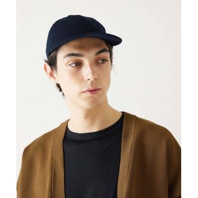 PUBLIC TOKYO / ドビーコールキャップ MEN 帽子 > キャップ