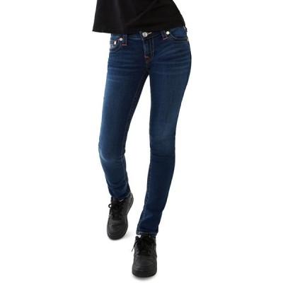トゥルーレリジョン デニムパンツ ボトムス レディース Stella Mid-Rise Skinny-Leg Jeans Dreamcatcher