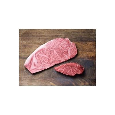 北栄町 ふるさと納税 【肉質日本一】鳥取和牛ロースとヒレステーキセット