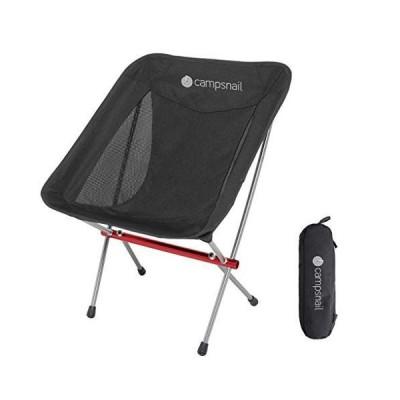 Campsnail アウトドア チェア キャンプ 椅子 イス 折りたたみ 耐荷重150kg 超軽量 ローチェア ハイバック コンパクト 70
