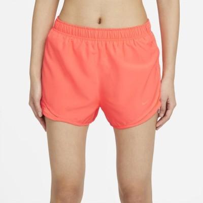 """ナイキ Nike レディース フィットネス・トレーニング ドライフィット ショートパンツ ボトムス・パンツ Dri-FIT 3.5"""" Tempo Shorts Bright Mango/Bright Mango"""