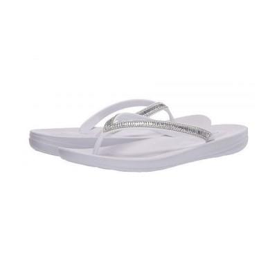 SKECHERS スケッチャーズ レディース 女性用 シューズ 靴 サンダル Bungalow - Poolside Summer - White