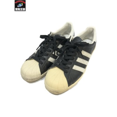 adidas/SURPER STAR/26.5cm/G61069 アディダス 黒×白
