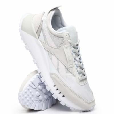 リーボック Reebok メンズ スニーカー シューズ・靴 classic leather legacy sneakers White
