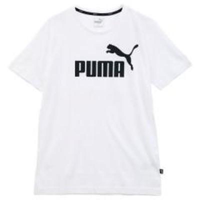 プーマ10%OFF【メール便(20)】 (プーマ)PUMA 半袖 Tシャツ メンズ ESSロゴ SS ルームウェア パジャマ スポーツウェア