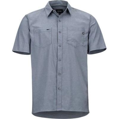 マーモット メンズ シャツ トップス Innesdale Short-Sleeve Shirt