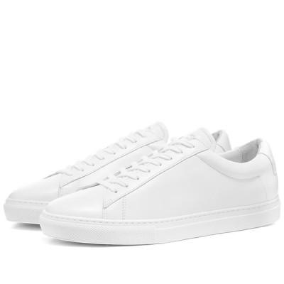 ゼスパ Zespa メンズ スニーカー シューズ・靴 ZSP4 HGH Sneaker White