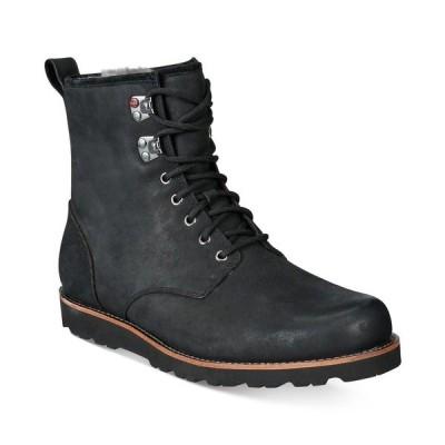 アグ ブーツ&レインブーツ シューズ メンズ Men's Hannen TL Waterproof Boots Black