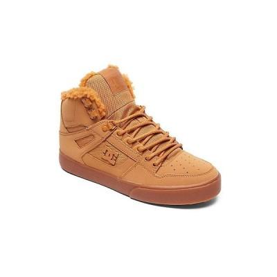 ブーツ ディーシーシューズ DC Shoes Men's Pure Winter Hi Top Snow Boot Shoes Wheat Brown Skii Footwear