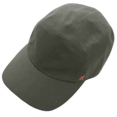 エルメス 帽子 H191035NOL HERMES ソルド メンズ キャスケット キャップ ネバダ POIVRE ポワーヴル グレー