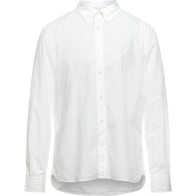 ブルックス ブラザーズ BROOKS BROTHERS メンズ シャツ トップス Solid Color Shirt Ivory