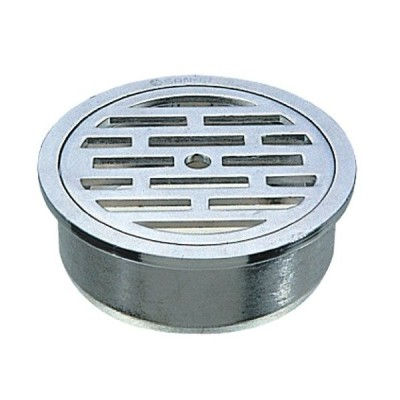 SANEI 排水部品 VU目皿 カギ式 呼び50 亜鉛ダイカスト PH41-50