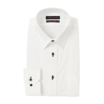 レギュラーカラースタイリッシュワイシャツ