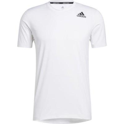 Tシャツ メンズ 半袖 メンズ トップス メンズ M テックフィット S/S Tシャツ WHT  (ADS)(CQB27)