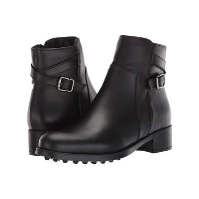 La Canadienne Scorpio レディース ブーツ Black Leather