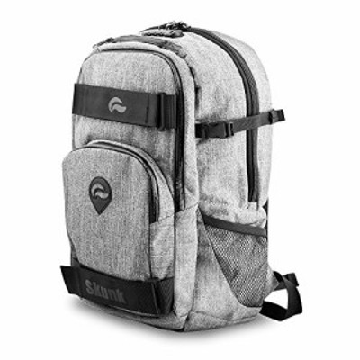 Skunk スカンク 防臭加工 Skunk Nomad Skaters Backpack - Smell Proof - Water Proof - with Combination Lo
