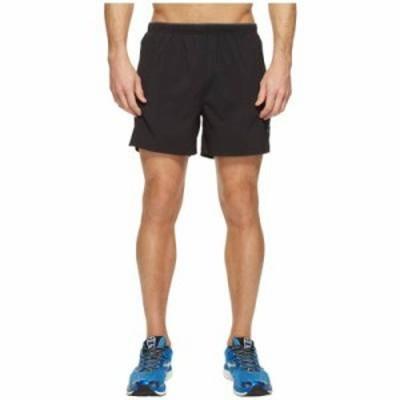 ブルックス ショートパンツ Go-To 5 Shorts Black