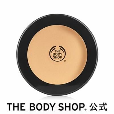 【正規品】 マットクレイ パウダー 034 THE BODY SHOP ボディショップ カバー ファンデーション コンシーラー