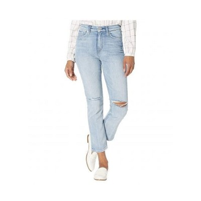 Hudson Jeans ハドソン ジーンズ レディース 女性用 ファッション ジーンズ デニム Holly High-Rise Crop Straight Jeans in Dest Washed Out - Dest Washed ..