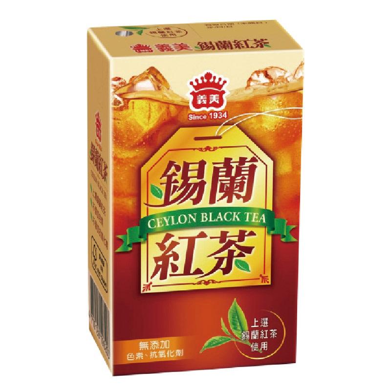 義美錫蘭紅茶TP250ml