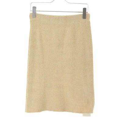 【期間限定値下げ】titty&co / テティー&コー 17AW モールヤーンニットスカート スカート