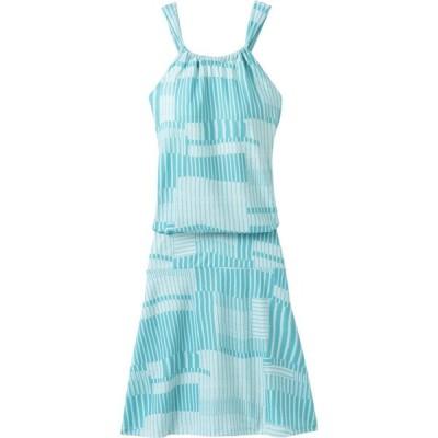 プラーナ Prana レディース ワンピース ワンピース・ドレス Avore Dress Azurite Wave