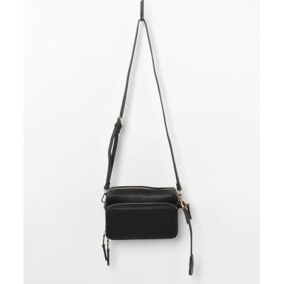 UNBILLION / カシュカシュ cachecache / お財布機能付きボックス型ショルダーバッグ WOMEN バッグ > ショルダーバッグ