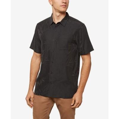 ジャックオーニール メンズ シャツ トップス Men's Bamboo Brush Shirt