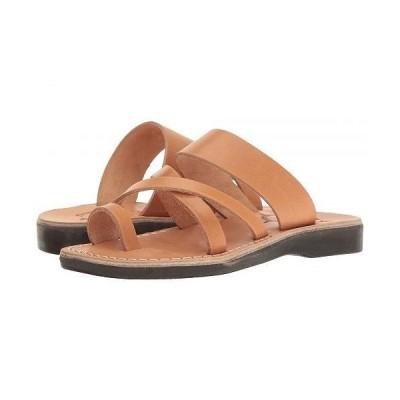 Jerusalem Sandals エルサレムサンダル レディース 女性用 シューズ 靴 サンダル The Good Shepherd - Womens - Tan