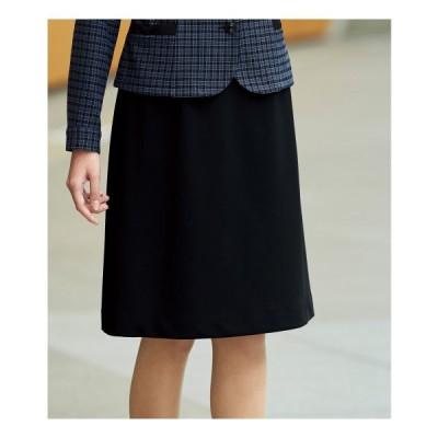 Aラインスカート(21〜25号) 51873-B ジョア