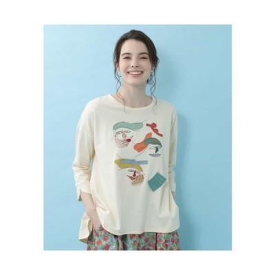 Jocomomola / Diseno アートデザインTシャツ