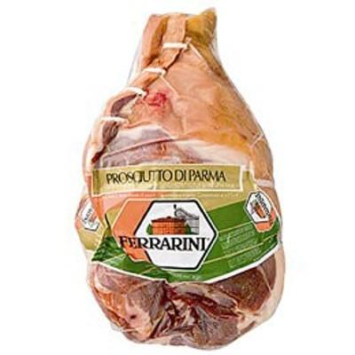 フェラリーニ社製 パルマプロシュートレガート18ヶ月熟成 約7kg