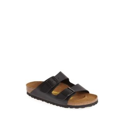 ビルケンシュトック レディース サンダル シューズ Arizona Birko-Flor Sandal - Narrow Width Available BLACK