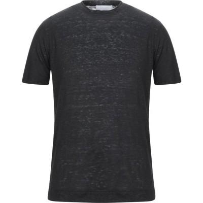 クルチアーニ CRUCIANI メンズ Tシャツ トップス t-shirt Black