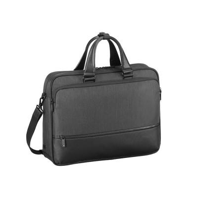 【カバンのセレクション】 エースジーン コンビライト ビジネスバッグ メンズ 軽量 A4 B4 ace.GENE 62515 ユニセックス ブラック フリー Bag&Luggage SELECTION